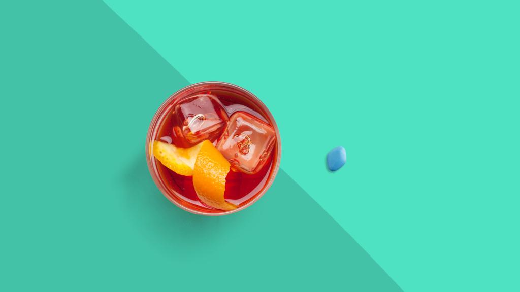 alcohol-and-viagra
